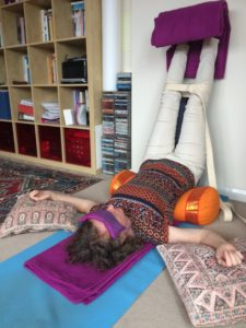 Private Restorative Yoga Lessons