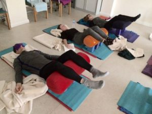 restorative yoga class sunday 4306pm willesden nw10