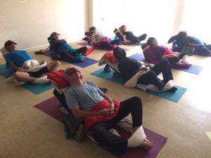 restorative yoga class sunday 4306pm willesden nw10